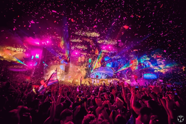 Tomorrowland 2017 Wallpapers