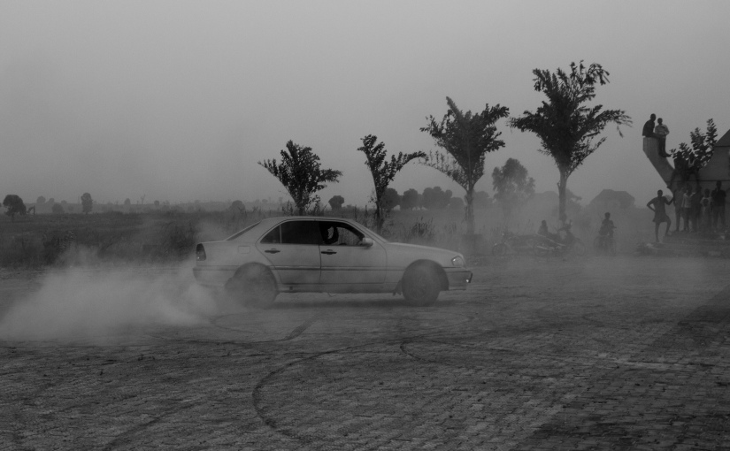 How Youths of Minna Are Using Car Drifting Stunts As a Tool ForBrotherhood