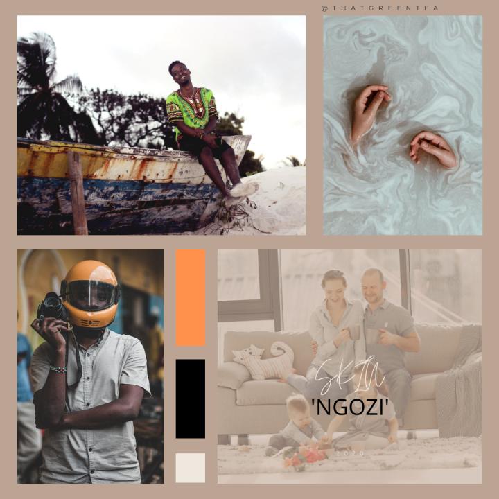 'Ngozi' is Skin inSwahili